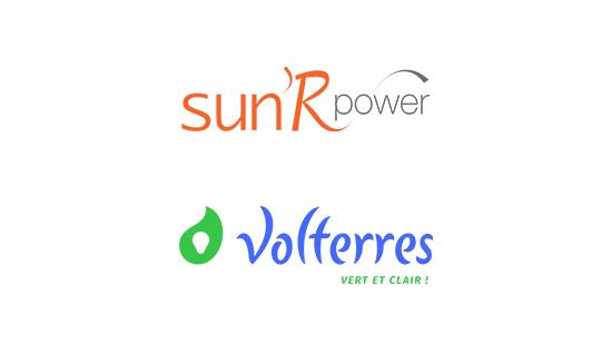 Sun'R Power offre autoconso Volterres